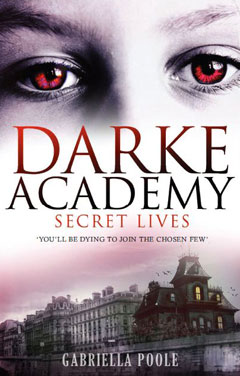 Darke Academy Secret Lives Cover