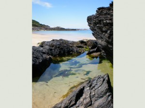 Rockpools in Colonsay