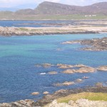Colonsay west coast